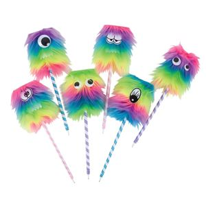 Rainbow Monster Pens, Assortment
