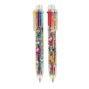 Geddes Totally Adorkable Scented 6-Color Pen (71340)