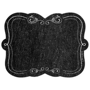 Creative Teaching Press Chalk It Up! Chalkboard Labels (0725)