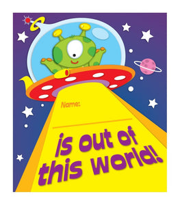 Out Of This World Ready Reward Coupons (CD - 101033)