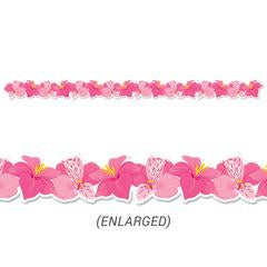 Creative Teaching Press Pink Blooms Border (CTP10218)
