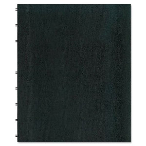 "Blueline Black Miracle Bind Notebook, 11"" x 9 1/16"", 150 Pages"