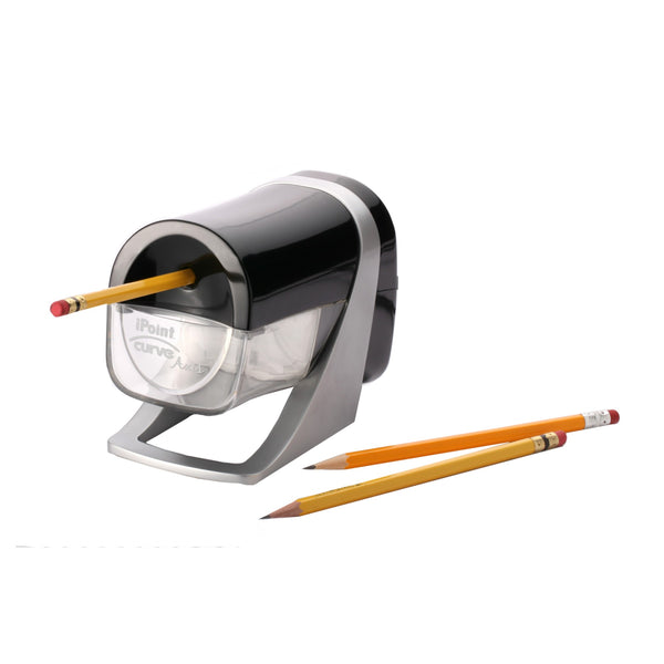 Westcott iPoint Curve Axis Electric Pencil Sharpener
