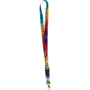 Teacher Created Positive Sayings Watercolor Lanyard (TCR20355)