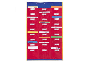 Learning Resources Organization Station Pocket Chart (LER2255)