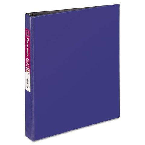 "Avery Durable 1"" Binder, Navy Blue (27251)"