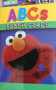 Sesame Street Flash Cards, 36 Count