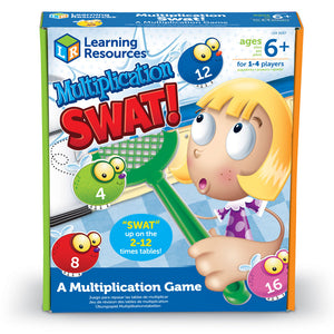Learning Resources Multiplication Swat! Game (LER3057)