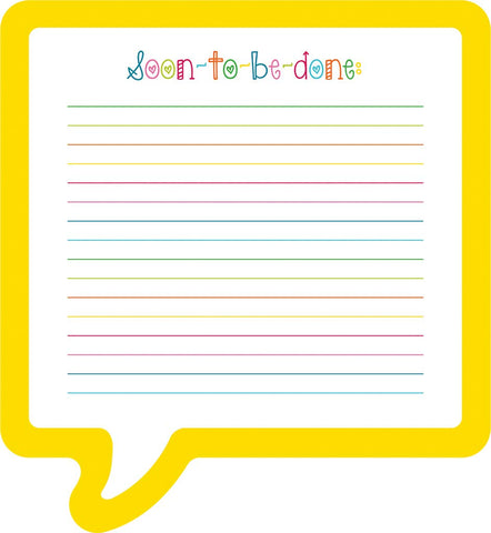 Carson Dellosa School Pop Notepad (CD-151085)