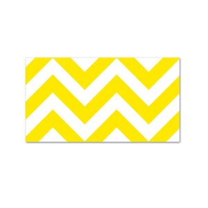 Creative Teaching Yellow Chevron Border