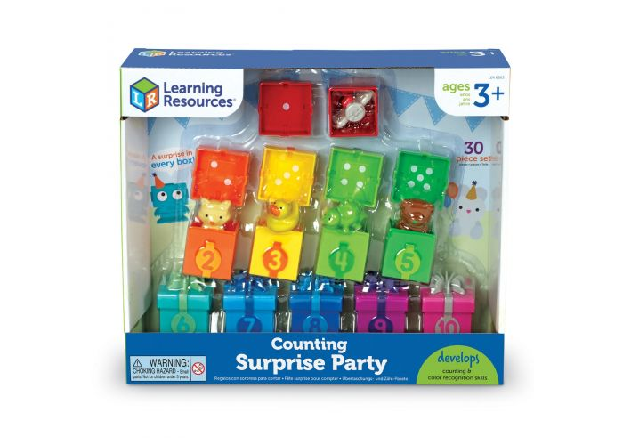Learning Resources Counting Surprise Party (LER6803)