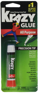 Krazy Glue Instant All Purpose Tube 0.07-Ounce