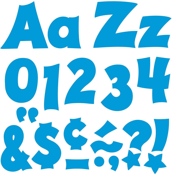 "Trend Enterprises Ready Letters, 4"", Friendly Combo Pack"