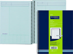 Mead Cambridge Business Notebooks 9.5 in by 6 5/8 in (06370)