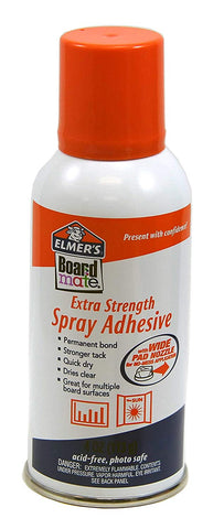Elmer's Extra Strength Spray Adhesive, 4 oz.