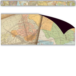 Teacher Created Resources Travel the Map Magnetic Border (77486)