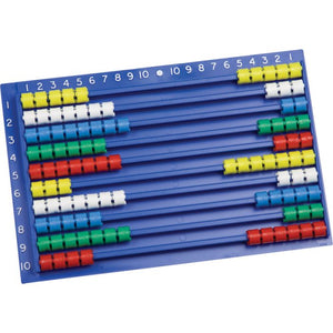 Didax Slide Abacus, Grades K-2 (8-1320W)