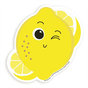 Eureka Always Try Your Zest Lemon Paper Cut-Outs (841555)