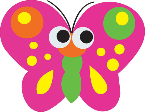 Ashley BUTTERFLY Magnetic Whiteboard Eraser (10008)