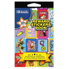 BAZIC Reward Sticker Book, 400+ Stickers (3871)