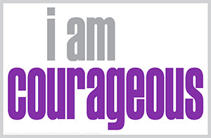 "Affirmation Posters, 11"" x 17"" - Choose from 30 Different Inspiring Titles"