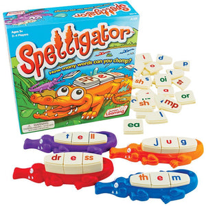 Junior Learning Spelligator Spelling Game (JL100)