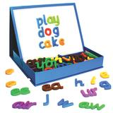 Junior Learning Rainbow Phonics Magnetic Letters Pop-Up Box w/ Board (194)