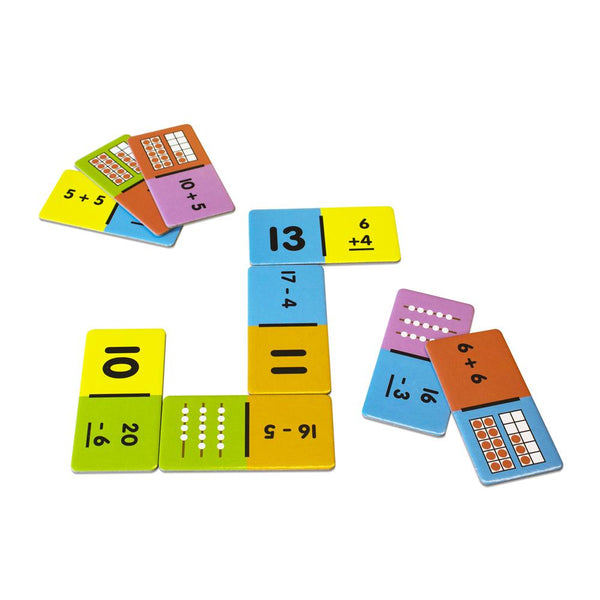 Junior Learning 6 MATHEMATICS GAMES Ages 5+ (JL403)