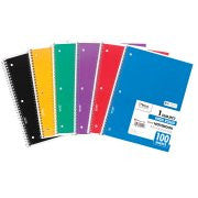 Mead® Spiral® Notebook-1 Sub 100ct WR (05514)