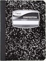 Mead Square Deal Composition Book 100ct Wide Ruled, 3 Subject (09946)