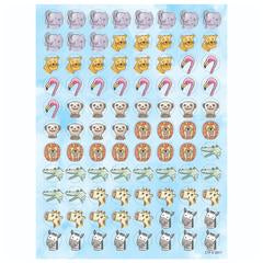 Creative Teaching Press Safari Friends Hot Spots Stickers (CTP 0460)