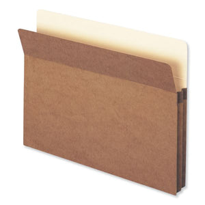 "Smead Drop Front File Pocket, 1.75"" Expansion, Letter Size (73800)"