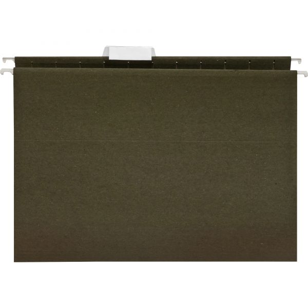 Business Source Hanging File Folders, Pack of 25 (17533)
