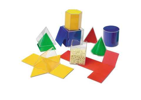 Learning Resources The Original Folding Geometric Shapes (LER0921)