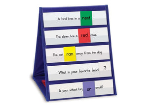 Learning Resources Tabletop Pocket Chart (LER2523)
