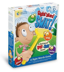 Learning Resources Sight Words Swat! A Sight Words Game (LER8598)