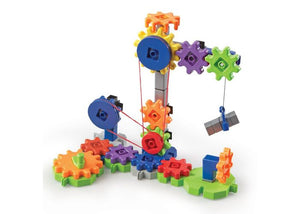 Learning Resources Gears! Gears! Gears! Machines in Motion Building Set (LER9227)