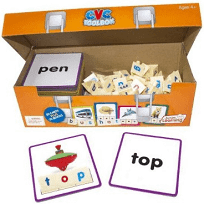 Junior Learning CVC Tool Box (167)