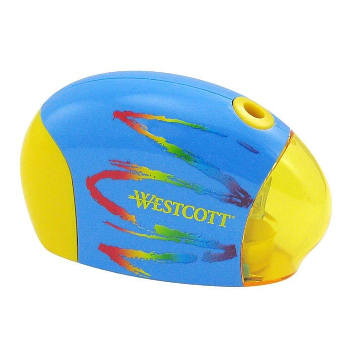 Westcott Battery Operated Crayon Sharpener (14231)