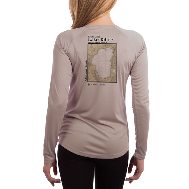Coastal Classics Lake Tahoe Women's UPF 50+ Long Sleeve T-shirt - Altered Latitudes