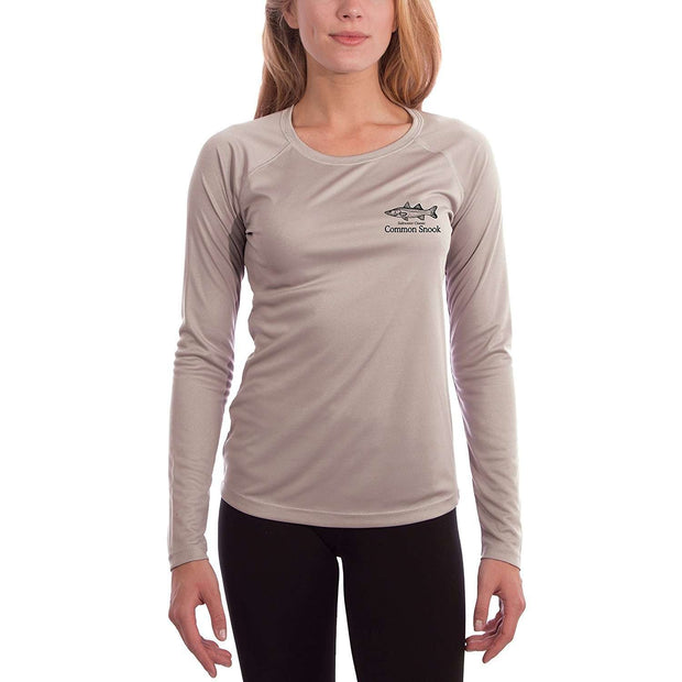Saltwater Classic Snook Women's UPF 5+ Long Sleeve T-shirt - Altered Latitudes