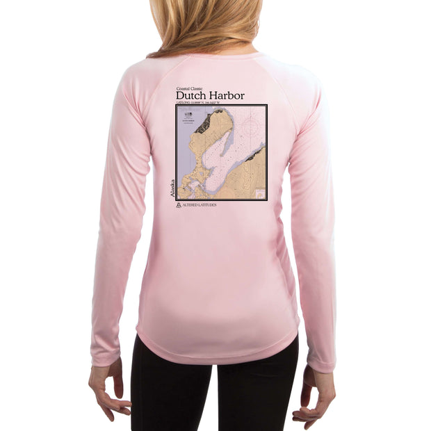 Coastal Classics Dutch Harbor Women's UPF 50+ UV/Sun Protection Performance T-shirt - Altered Latitudes