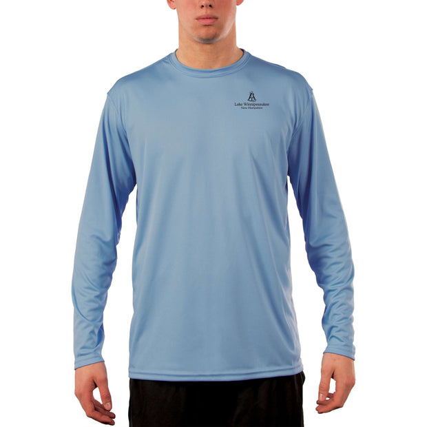 Coastal Classics Lake Winnipesaukee Men's UPF 50+ Long Sleeve T-Shirt - Altered Latitudes