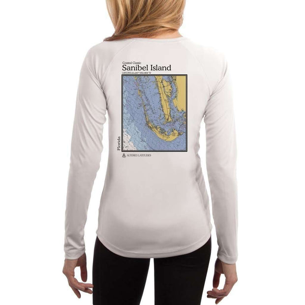 Coastal Classics Sanibel Island Women's UPF 50+ UV/Sun Protection Performance T-shirt