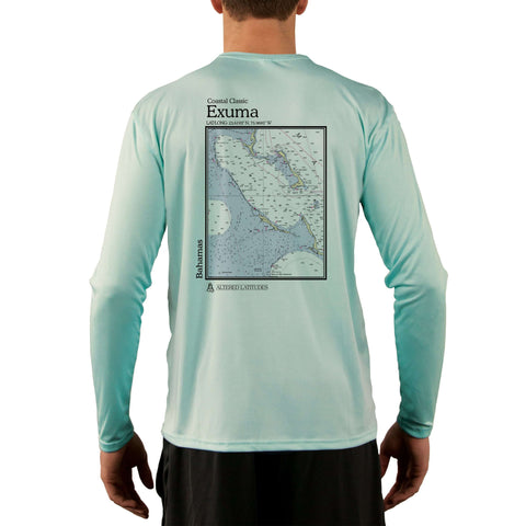 Coastal Classics Antigua Youth UPF 50+ UV/Sun Protection Long Sleeve T-Shirt