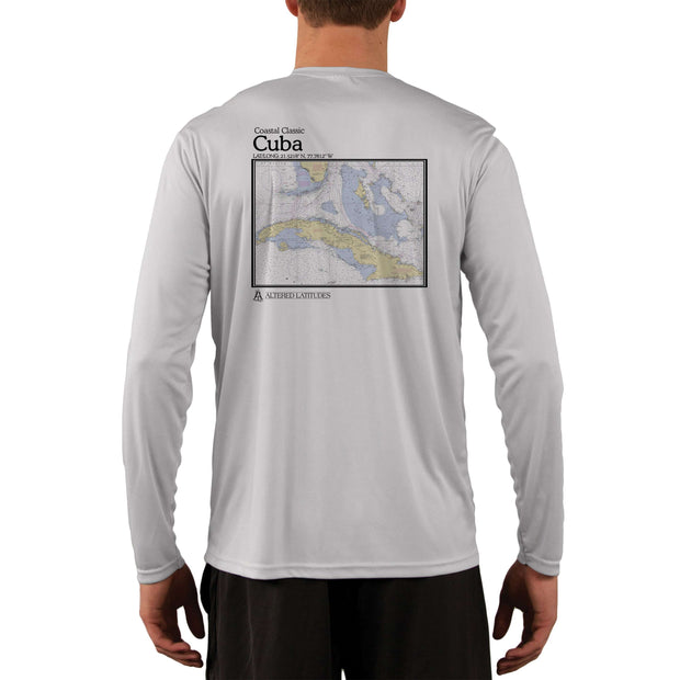 Coastal Classics Cuba Men's UPF 5+ Long Sleeve T-Shirt - Altered Latitudes