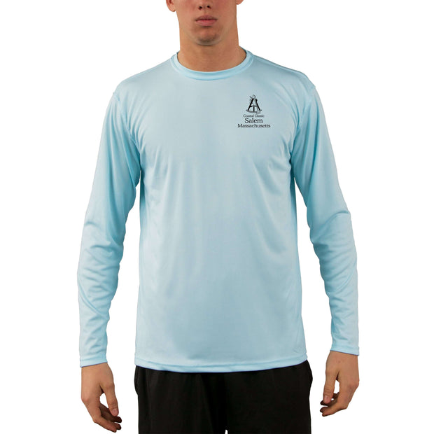 Coastal Classics Salem Men's UPF 50+ Long Sleeve T-Shirt