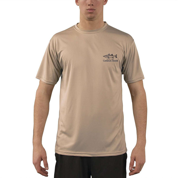 Altered Latitudes Saltwater Classic Snook Men's UPF 5+ UV/Sun Protection Short Sleeve T-Shirt - Altered Latitudes