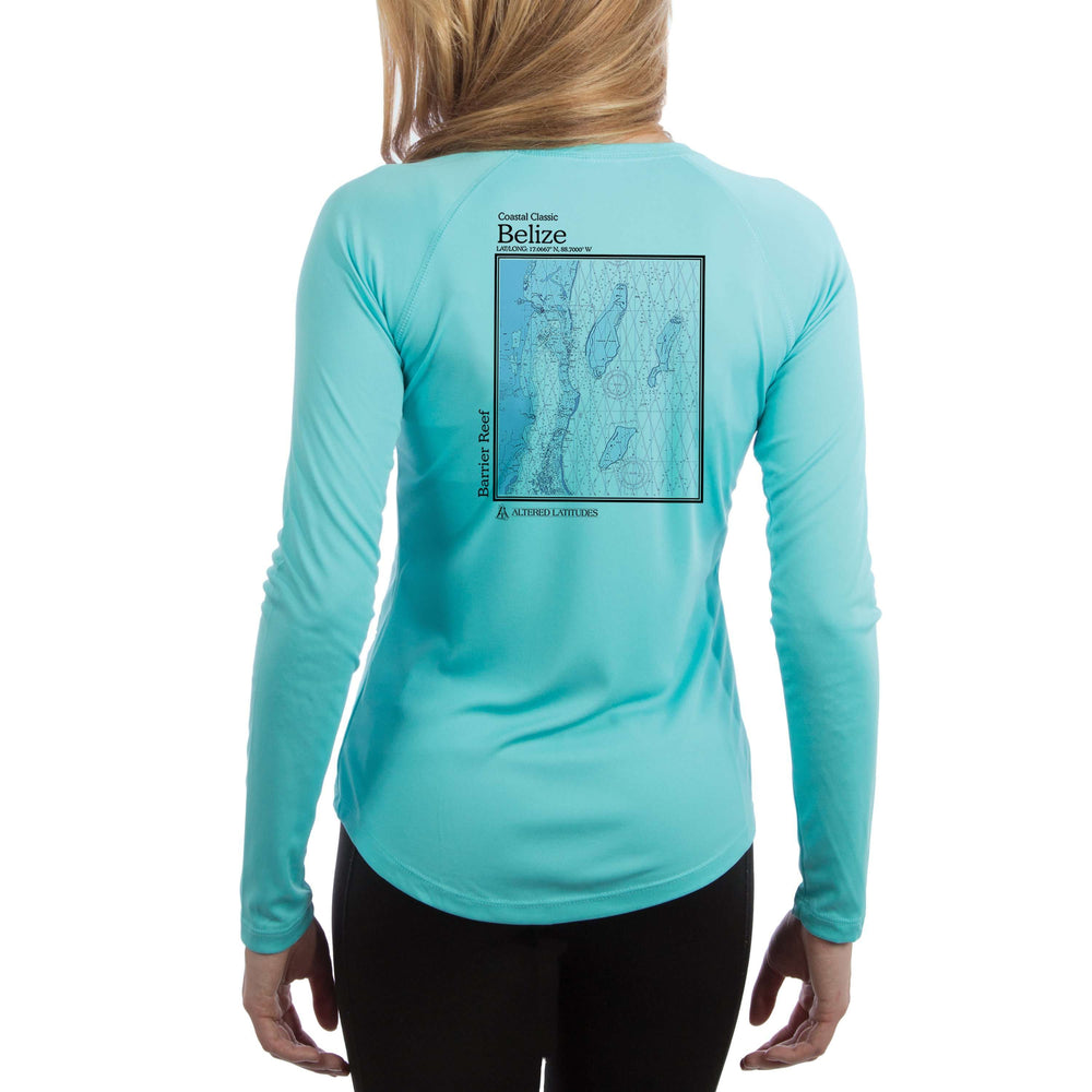 Coastal Classics Belize Women's UPF 5+ Long Sleeve T-shirt - Altered Latitudes
