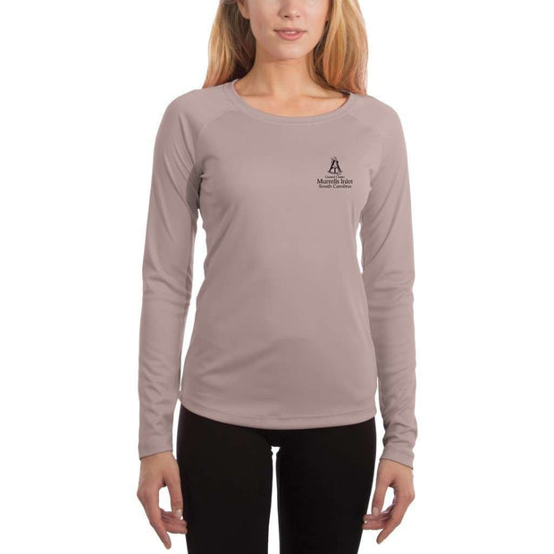 Coastal Classics Murrells Inlet Women's UPF 50+ UV/Sun Protection Performance T-shirt - Altered Latitudes